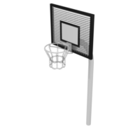 Mini Basketball Hoop with Lattice Backboard