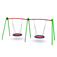 Double Birds Nest Swing