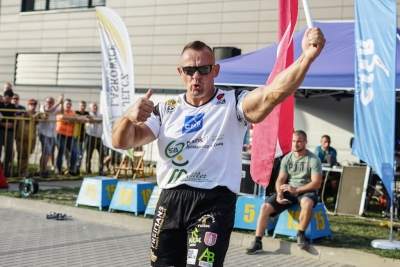 European Cup Strongman U-105 2019